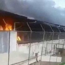 Motín en Brasil deja 52 muertos, 16 fueron decapitados