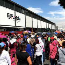 Protestan cinco mil antorchistas frente a secretarías del municipio