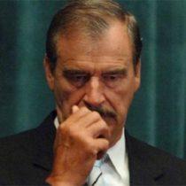 Revelan que el SAT condonó a Vicente Fox