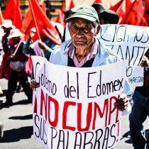 Marcharán 30 mil antorchistas por incumplimientos del gobierno del Estado de México