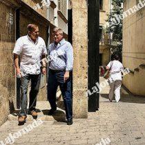 Ancira pasea con libertad por España