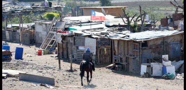 México se polariza más y la pobreza no disminuye
