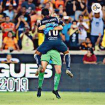 Águilas derrotan al Dynamo en penales y es semifinalista