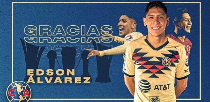 Edson Álvarez deja al América para firmar con el Ajax