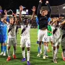 Galaxy vence en penales a Xolos y avanza en Leagues Cup