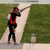 Alejandra Ramírez obtiene bronce y plaza olímpica