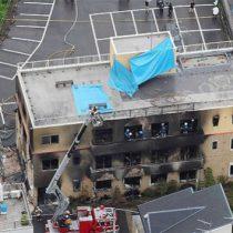 Incendio en estudio de animación en Japón deja 33 muertos
