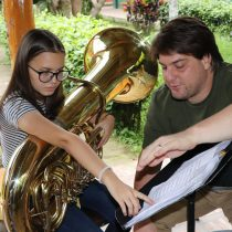 Docentes de Iberorquestas Juveniles analizan la pedagogía musical de Costa Rica, España, El Salvador, México y Panamá