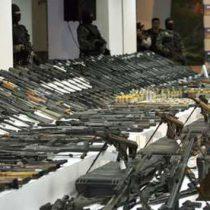 Compraron 'cárteles' 2.5 millones de armas a EU en 10 años