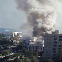 Ataque aéreo deja 42 muertos en Libia