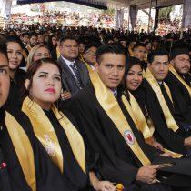 Egresan 300 profesionistas de Centro Universitario Tlacaélel de Ixtapaluca
