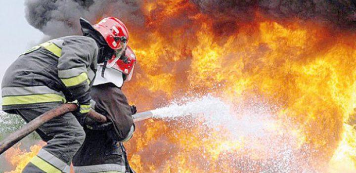 Calor 'infernal' desata incendios
