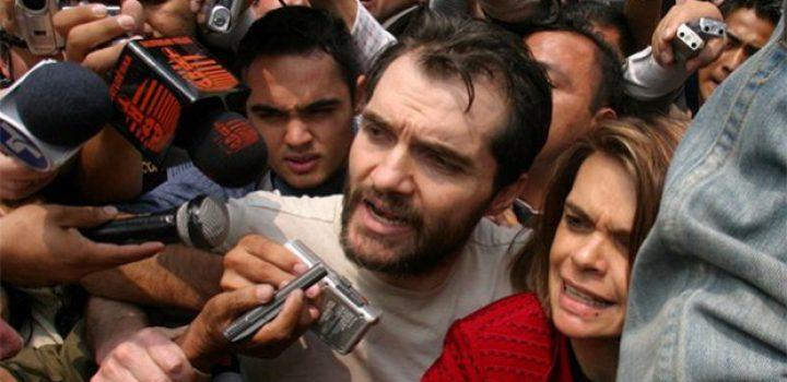 Rosario Robles advirtió destruirme: Carlos Ahumada