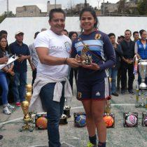 Luminarias del deporte, presentes en premiación de Atizapán