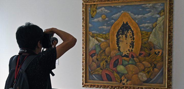 De lo perdido, lo que aparezca será parte del acervo del  Museo de Arte Moderno: Frausto Guerrero