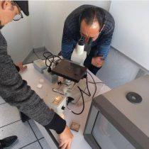 Estudiante de Ingeniería Mecánica Industrial de UVM crea material cerámico ligero para detener proyectiles de armas de fuego