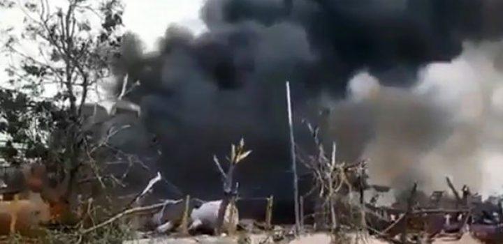 Explosión en planta química en la India deja 12 muertos