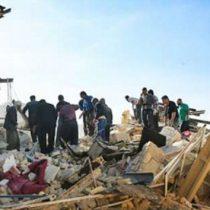 Un muerto y 27 heridos por explosiones en arsenal de Bagdad