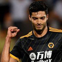 Jiménez anota otro doblete con el Wolverhampton