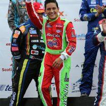 Por más experiencia y un buen resultado va Juan Manuel González a New Smyrna Speedway