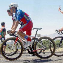 Ignacio Prado de Canel´s queda fuera del tour de Utah en controversial decisión