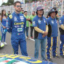 Administrándose Rubén García Jr. llegará al Gran Premio Canel´s a la cabeza de Nascar Peak