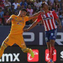San Luis rescata un punto ante Tigres