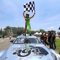Salvador de Alba jr. y Pepe Sierra triunfan en Copa Mercedes-Benz