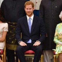 Isabel II se negó a vivir con Meghan Markle y Harry en Windsor