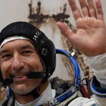 Astronauta italiano se convierte en DJ desde el espacio