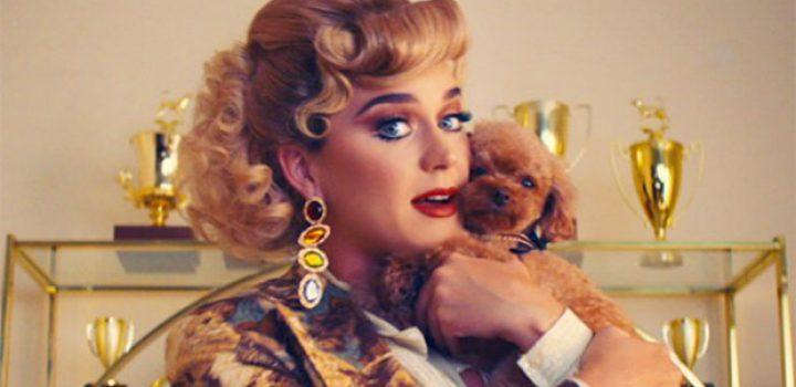 Katy Perry estrena video de su tema Small Talk