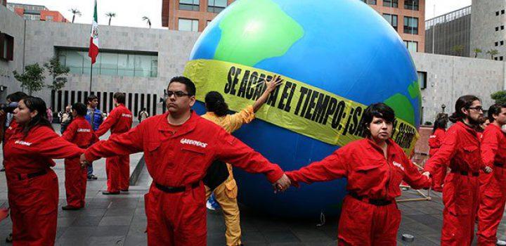 Un litigio climático en México: el caso de Greenpeace
