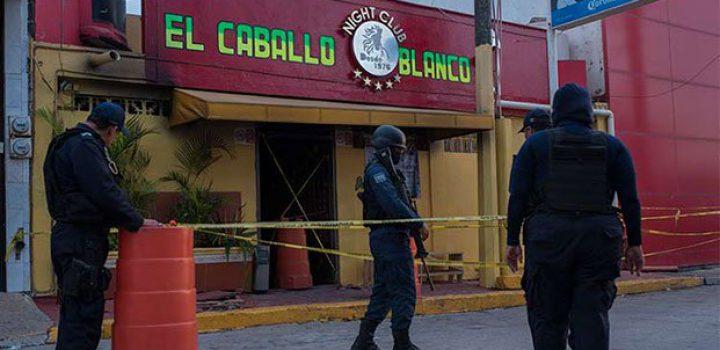 Aumenta a 29 el número de muertos por masacre en Coatzacoalcos