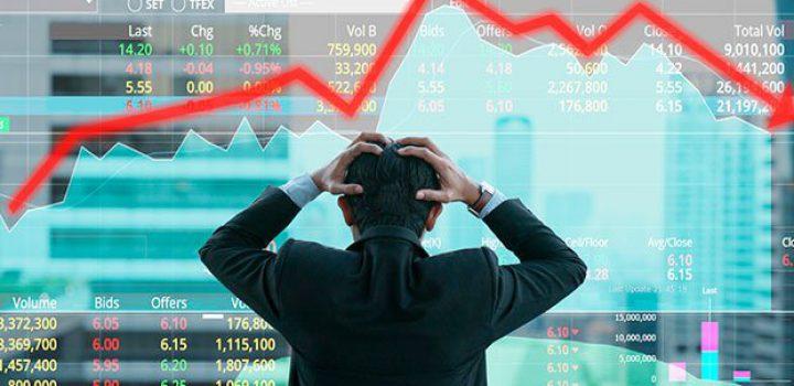 Mercados temen recesión global