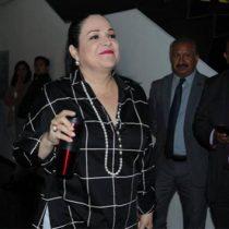 Mónica Fernández presidirá el Senado