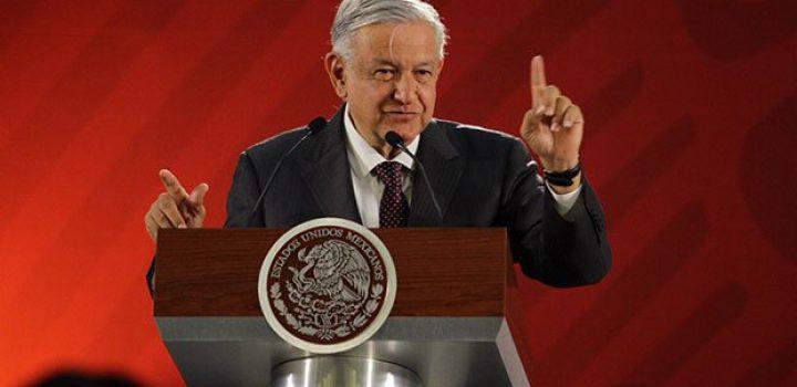 Plantea AMLO encuesta para elegir nuevo dirigente de Morena
