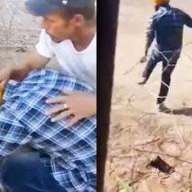 Así polleros cruzan a migrantes de la India en la frontera Mex-EU