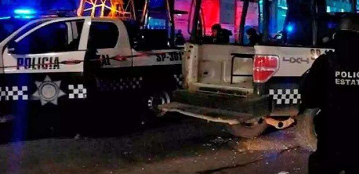 Rescate de secuestrado en Tepetlán desata balacera; 3 muertos