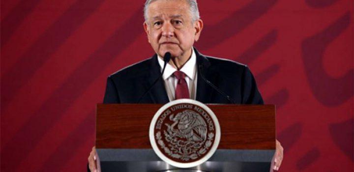 No descarta AMLO reunirse con ex Presidentes