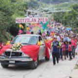 ¡Inicia feria Huitzilan de Serdán 2019!