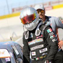 Max González continúa en la pelea en NASCAR PEAK México Series