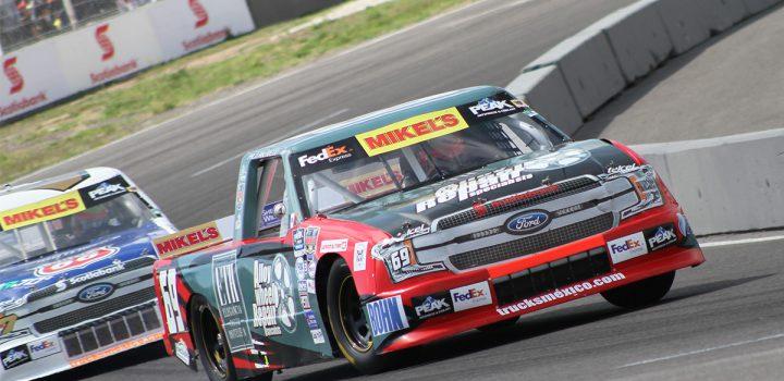 Impiden problemas con su camioneta terminar carrera a Francisco Ablanedo Jr. en Querétaro