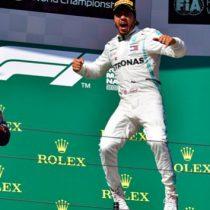 Hamilton conquista GP de Hungría
