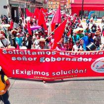 Gobernador de Hidalgo, Omar Fayad, ignora y huye a las necesidades de la gente