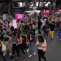 Al menos 17 heridos deja marcha feminista en la CDMX