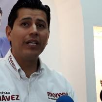Julio César Chávez, alcalde de Guadalupe; la copia mala de AMLO