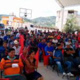 Mixtecos se preparan para asistir a evento de 45 aniversario de Antorcha, Regional Centro 2