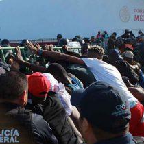 INM otorgaría residencia permanente a africanos en Tapachula