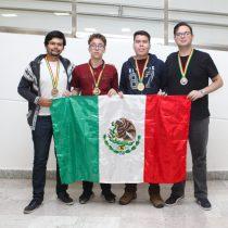 Oro, plata y bronce para México en la XIII Olimpiada Iberoamericana de Biología