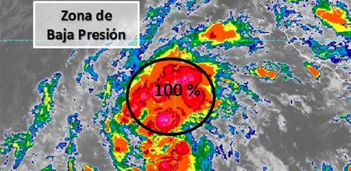 Alertan por nuevo ciclón al sur de Cabo San Lucas